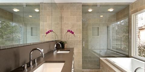 How to Make a Small Bathroom Feel Bigger, Little River, South Carolina