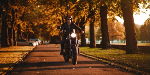4 Reasons You Need Motorcycle Insurance, New London, Connecticut