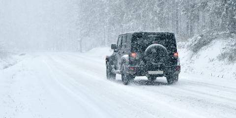 4 Reasons to Invest in Winter Tires, Cookeville, Tennessee
