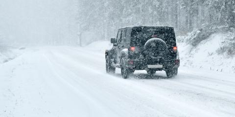 4 FAQ About Winter Tires, Wentzville, Missouri