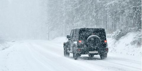 5 Tips for Safe Winter Driving, Fairfield, Ohio