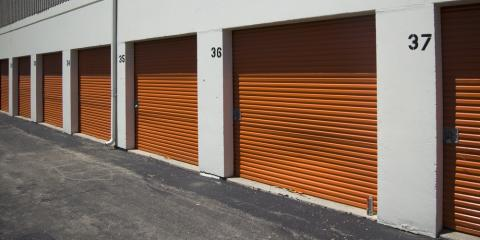 5 Items You Should Keep in Your Storage Unit, Anchorage, Alaska
