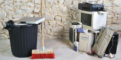 Can You Throw Old Computers in the Trash?, Rochester, New York