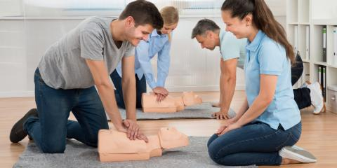 3 Reasons Your Office Needs Emergency Health Training, Cincinnati, Ohio