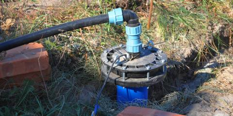 How Do Water Well Pumps & Pressure Tanks Work Together?, Green Forest, Arkansas