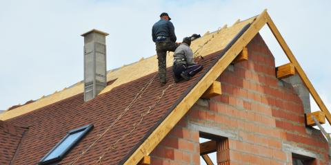 4 Reasons Your Roof Shingles Are Curling, New Richmond, Wisconsin