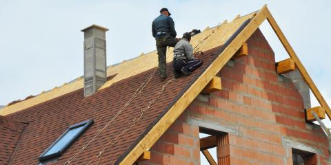 How to Pick Out Roofing Material Colors, Sterling, Nebraska