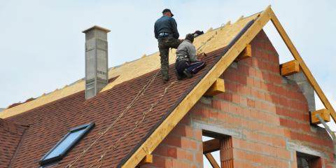 Top 3 Reasons Roof Shingles Are Important, Seymour, Indiana