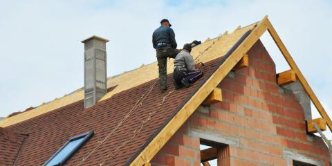 Construction Company Reveals the Pros & Cons of Different Roofing Material, Lawler, Iowa