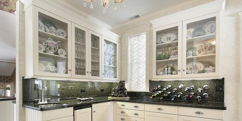 4 Reasons to Add Glass-Front Cabinets to Your Kitchen, Waukesha, Wisconsin