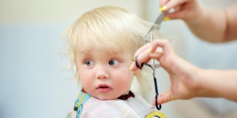 3 Ways to Make Kids' Haircuts Less Stressful, San Antonio, Texas