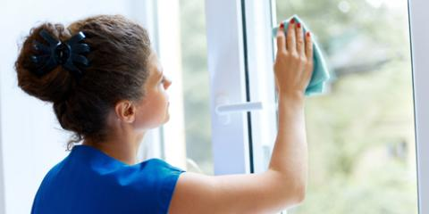 3 Benefits of Scheduling Regular Window Washing, Oak Grove, North Carolina