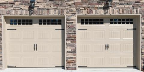 A Guide to Choosing Garage Door Styles, Sioux City, Iowa