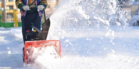4 Reasons Your Company Needs Professional Snow Plowing, Kalispell, Montana