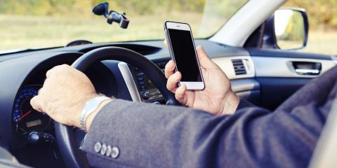Why Cell Phones and Driving Don't Mix, Tomah, Wisconsin
