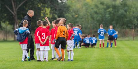 How to Prevent Facial Trauma While Playing Sports, Anchorage, Alaska