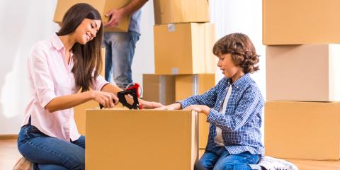 3 Ways to Prepare Children for a Move, Columbia Falls, Montana