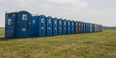 Your Guide to Renting Portable Toilets for Your Wedding, Chetek, Wisconsin