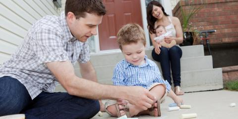 3 Classic Driveway Games to Teach Your Kids, Cranston, Rhode Island