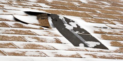 3 Winter Roof Repair Issues to Watch Out For, Watertown, Connecticut