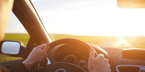 Top 3 Tips to Minimize Sun Glare When Driving, Lincoln, Nebraska