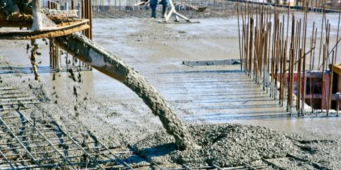 What's the Difference Between Cement & Concrete?, Masonville, New York