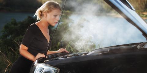 Roadside Assistance Tips: 3 Signs of Engine Overheating & How to Prevent Them, Fairbanks North Star, Alaska