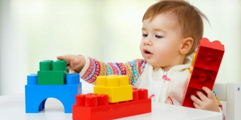 How Sensory Toys Can Stimulate Your Baby's Developing Brain, Mamaroneck, New York