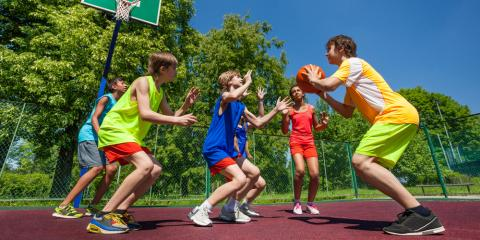 How to Choose a Basketball Hoop for Your Kids, Deerfield, Ohio