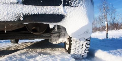 Can You Drive on Winter Tires Year-Round?, Anchorage, Alaska