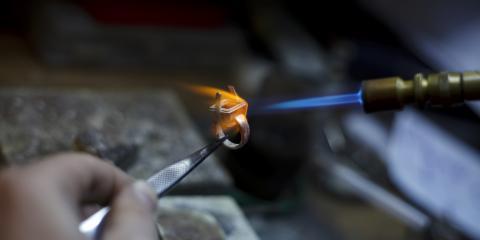 3 Ways to Use Your Welding Hobby for Jewelry, Waynesboro, Virginia