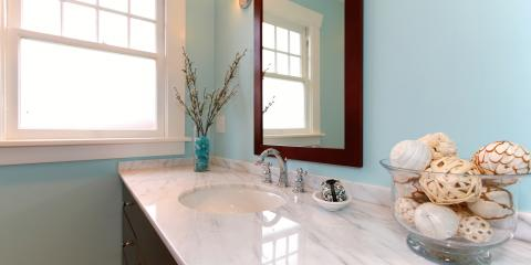 How to Make a Small Bathroom Feel More Spacious, Waukesha, Wisconsin