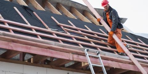 3 Types of Single-Ply Roofing, Lebanon, Kentucky