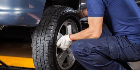 When Is Tire Repair Possible?, Nicholasville, Kentucky