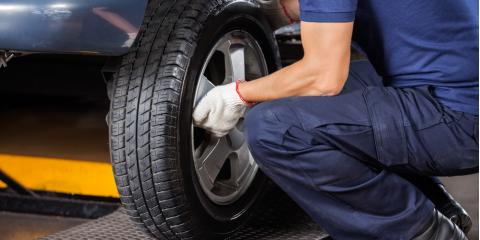 Ohio Auto Repair Shop on What to Do if Your Tires Keep Losing Air, Springfield, Ohio