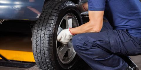What Car Maintenance Do You Need to Keep Tires in Top Shape?, Loveland, Ohio