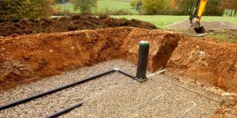 3 Steps to Expect During Septic Installation, Emmons, North Carolina