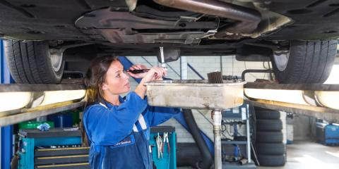 How Often Should You Change Your Synthetic Oil?, Bluefield, West Virginia