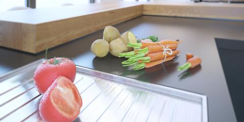 Pros & Cons of Slate Kitchen Countertops, Anchorage, Alaska