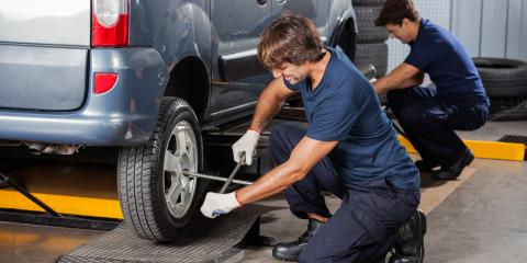 3 Signs You Need New Tires, Kannapolis, North Carolina