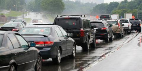 3 Tips for Driving in the Rain, Burlington, Kentucky