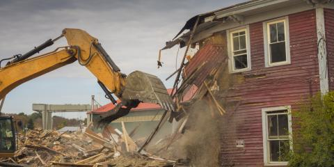 3 Times Demolition Services May Be Needed for Your Home, High Point, North Carolina