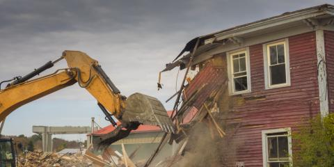 4 Reasons You May Need a Residential Demolition, Chillicothe, Ohio