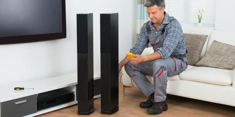How to Choose Between In-Wall & Freestanding Speakers, Charlotte, North Carolina