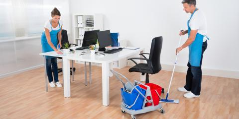 3 Reasons to Hire an Office Cleaning Service, Dayton, Ohio