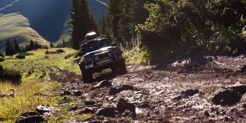 Why Four-Wheel Drive Is Perfect for Used Trucks, Gorst, Washington