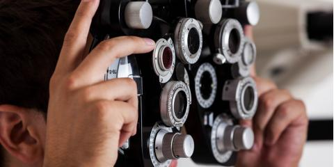 What Does a 20/20 Vision Eye Exam Score Really Mean?, Anchorage, Alaska