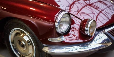 Should You Repair or Replace the Transmission on a Classic Car?, Lincoln, Nebraska