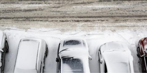 3 Reasons to Sealcoat Asphalt Parking Lots & Driveways Before Winter, Stamford, Connecticut
