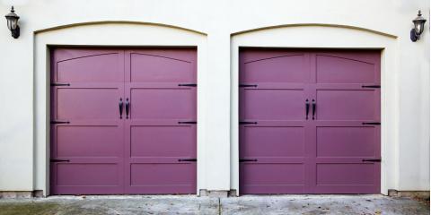 3 Benefits of Installing Steel Garage Doors, Cincinnati, Ohio